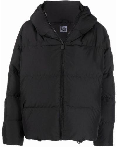 Куртка оверсайз - черная Bacon
