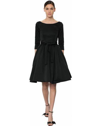 Платье из фатина - черное Marc Jacobs