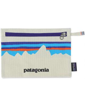 Biały portfel bawełniany Patagonia