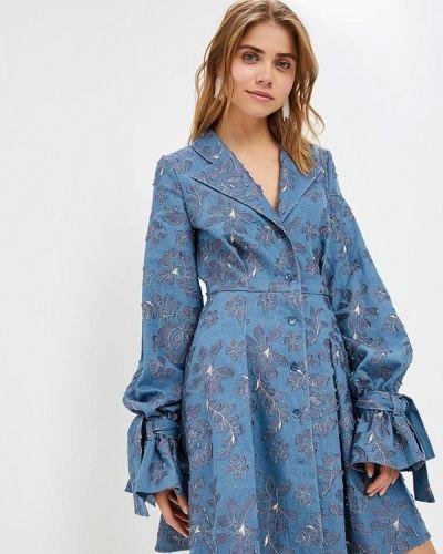 Платье платье-пиджак осеннее Lolita Shonidi