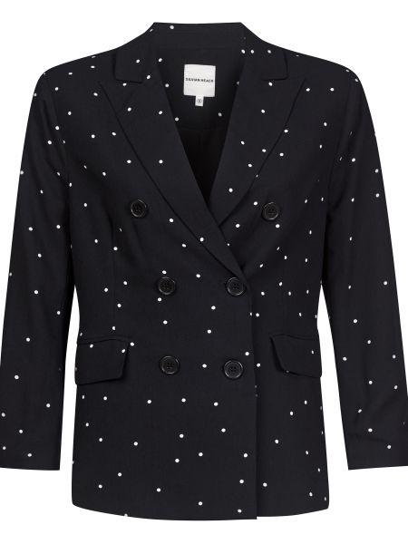 Пиджак на пуговицах - черный Silvian Heach