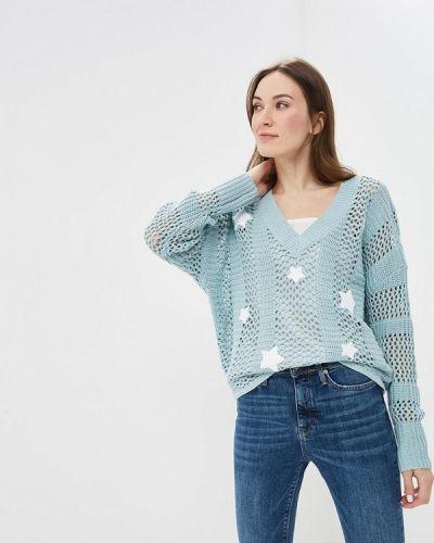 Голубой пуловер Colin's