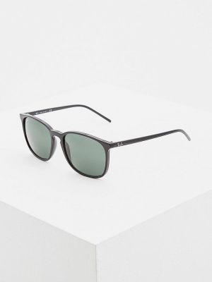 Солнцезащитные очки черные итальянский Ray-ban