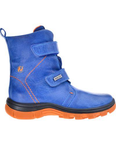 Ботинки синие Naturino