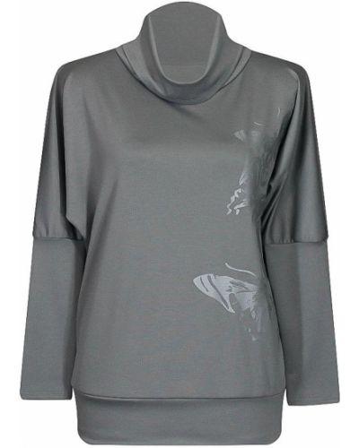 Свободная блузка летучая мышь свободного кроя Teens