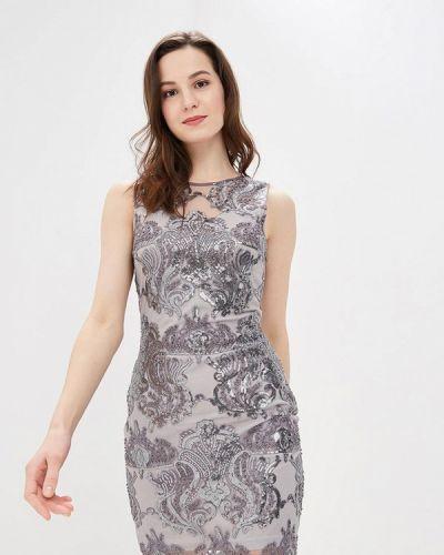 Вечернее платье - серое Jan Steen