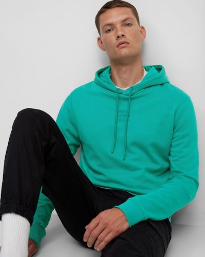 Bluza oversize z kapturem Marc O Polo