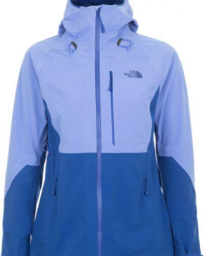 Куртка с капюшоном водонепроницаемая с мехом мембрана The North Face