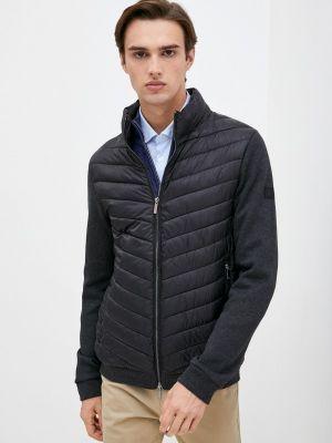 Серая демисезонная куртка Henderson
