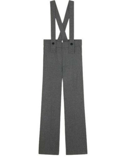Szare spodnie Ba&sh