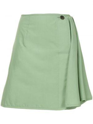 Юбка мини - зеленая Aalto