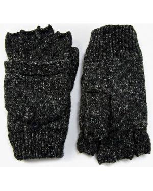 Перчатки митенки текстильные Ostin