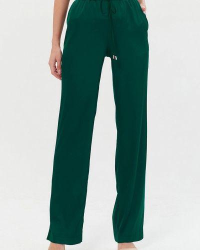 Повседневные зеленые брюки Moru