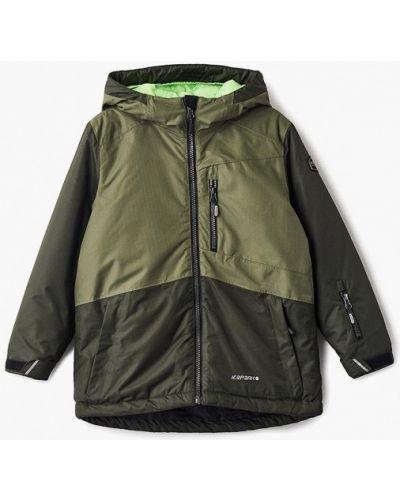 Куртка теплая зеленый Icepeak