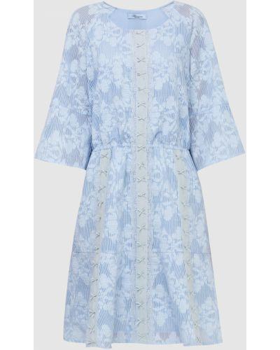 Платье миди Blumarine