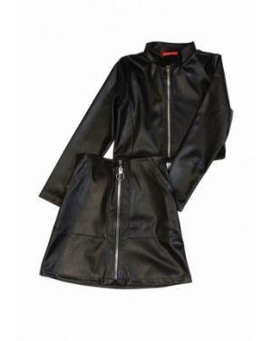 Пиджак черный костюмный Sofia Shelest
