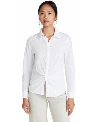 Рубашка из поплина - белая Stateside