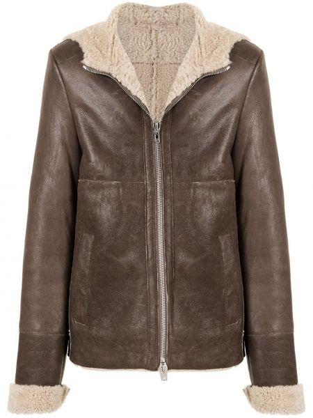 Прямая куртка с капюшоном на молнии S.w.o.r.d 6.6.44