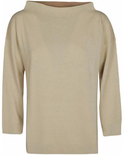 Brązowy sweter Liviana Conti