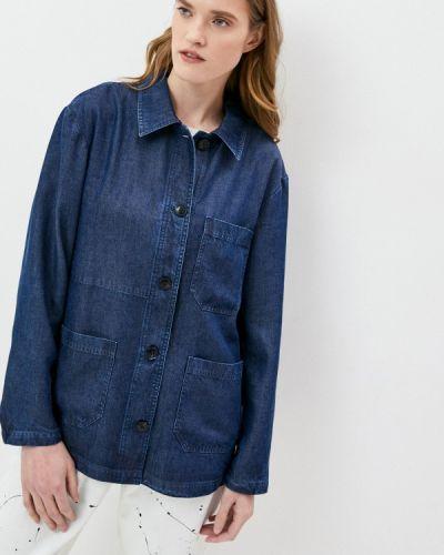 Джинсовая рубашка - синяя Closed