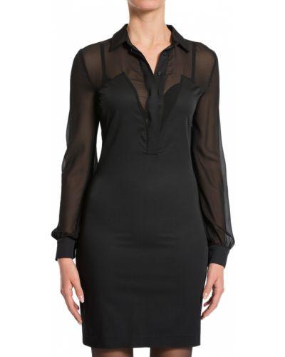 Платье из полиэстера - черное Hotel Particulier