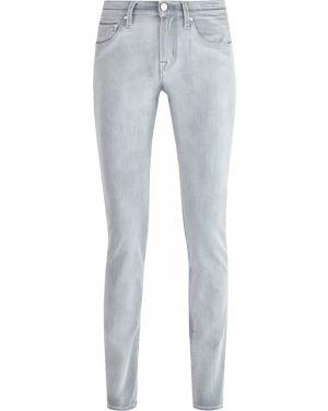 Прямые джинсы с вышивкой стрейч Jacob Cohen