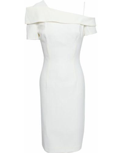 Платье из вискозы - белое Black Halo