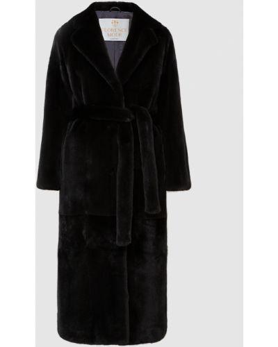 Норковая шуба - черная Florence Mode