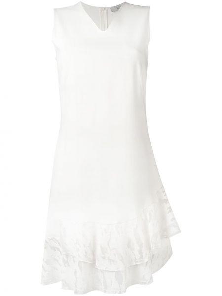 Платье с оборками шифт D.exterior
