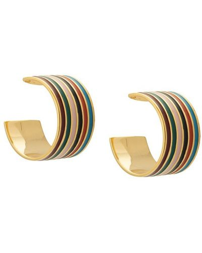 Серьги-кольца Lizzie Fortunato Jewels