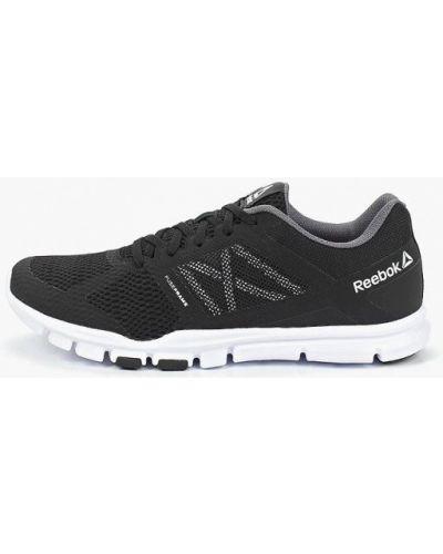 Кроссовки черные Reebok