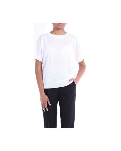 Biała t-shirt Cappellini