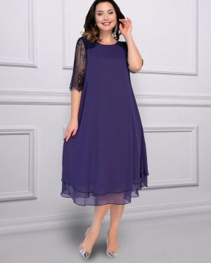 Вечернее платье платье-сарафан шифоновое Charutti