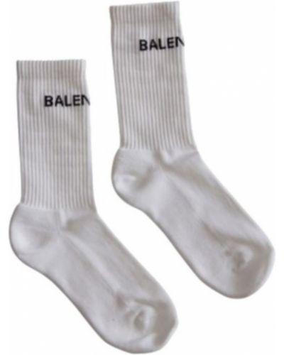 Skarpety - białe Balenciaga
