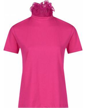 Розовая блузка Frankie Morello