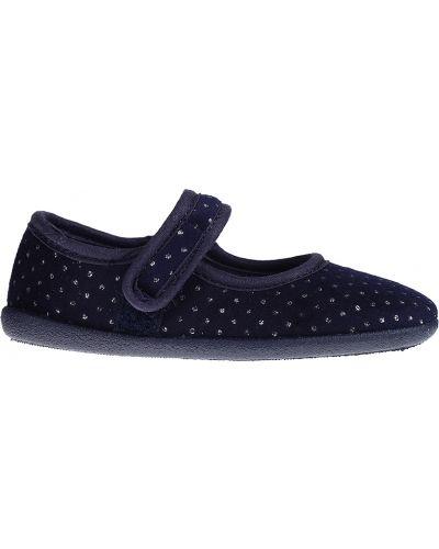 Туфли синие Jacadi Paris