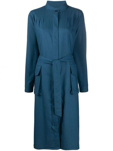 Плиссированное платье Rodebjer