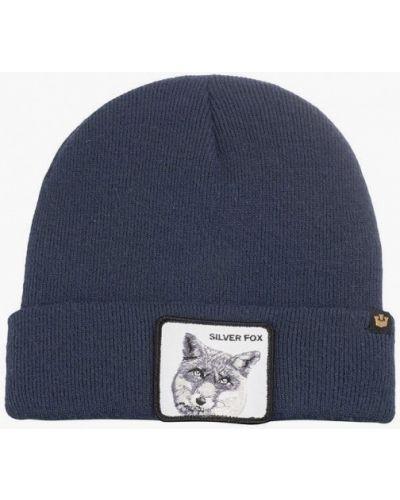 Синяя шапка Goorin Brothers