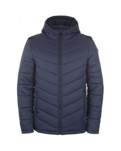 Утепленная куртка спортивная с капюшоном Kappa