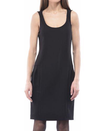 Платье осеннее из вискозы Love Moschino