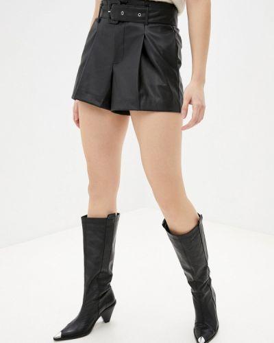 Повседневные черные шорты Softy