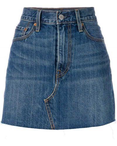 Юбка мини классическая джинсовая Levi's®