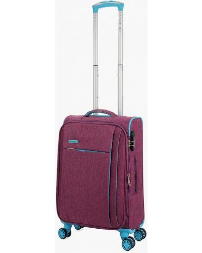 Фиолетовый чемодан Baudet