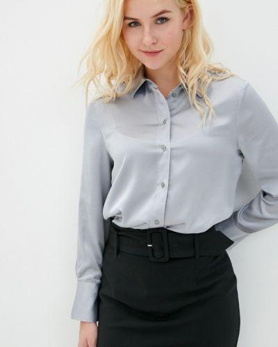 Серая блузка с длинными рукавами Marks & Spencer