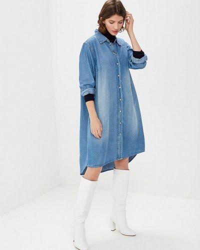 Джинсовое платье Zizzi