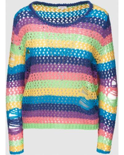 Синий свитер Manoush