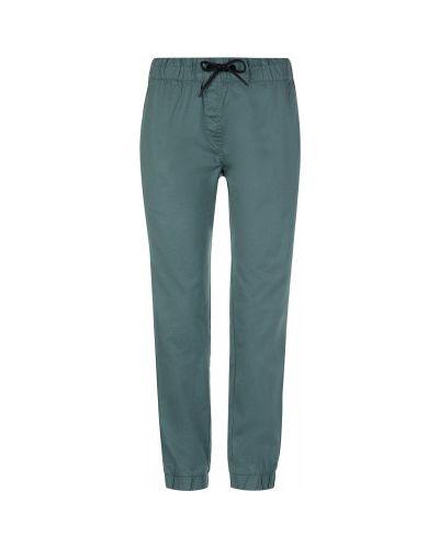 Свободные хлопковые зеленые спортивные брюки Termit