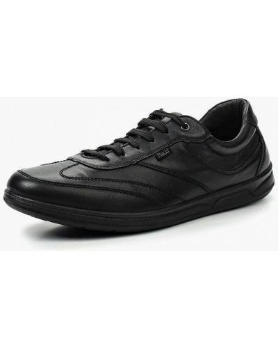 Черные кроссовки низкие Ralf Ringer