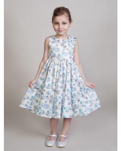 Платье с рукавами в морском стиле на торжество Sweet Berry