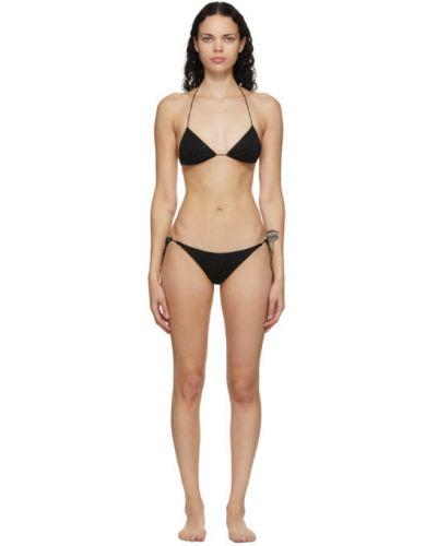Czarny bikini Oséree